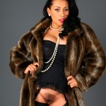 Danica – All fur coat and no Knickers